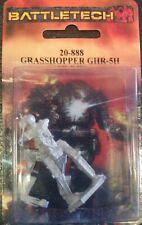 GRASSHOPPER GHR-5H (20-888) 3039 70 TON BATTLETECH