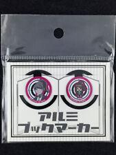 Dangan Ronpa Danganronpa 3 Aluminum Bookmarker Bookmark set A3 Aoi Asahina New