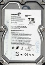 ST31500541AS P/N: 9TN15R-510 F/W: CC34 SU 6XW Seagate Barracuda LP 1.5TB