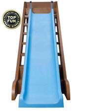 Kids Indoor Outdoor Slide Stair All Weather Fun Toddler Playground Equipment