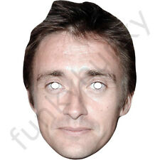 Richard Hammond Top Gear Celebrity Card Mask - All Our Masks Are Pre-Cut!