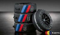 """Neuf Original BMW M Performance Roue Pneu Sacs Housses 17 - 22 """" 36132461758"""