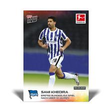 Topps Now Bundesliga 2020-21 - Card 118 - Sami Khedira - Hertha BSC Berlin