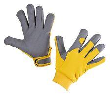 Handschuhe SPORT Arbeitshandschuhe Gr.9 gelb Gartenhandschuhe Handschuhe 297163