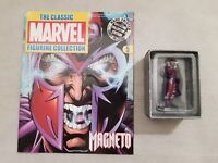 Eaglemoss Marvel The Classic Figurine Collection Issue 5 Magneto
