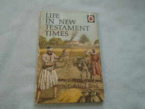 Vintage 1968 Life In The New Testament Times  Series 649