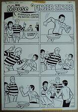 Original Art 1 Pg Story (Archie's Joke Book 287 p. 18) Dan DeCarlo '82 (ART#0635