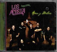Acosta, Amor Y Delirio - CD