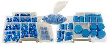 Cat Caterpillar Cap & Plug Kit Part # 2767018 OEM Blue Caps Plugs Incomplete Kit