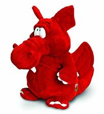Keel Toys 25cm Welsh CYMRU Dragon Soft Plush Toy **BRAND NEW**