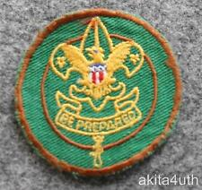BSA Junior Assistant Scoutmaster Type J7  c/e (Bronze/Brown)1952-1958 JASM Used