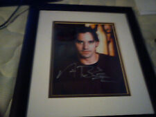 More details for buffy the vampire slayer signed and framed nicholas brendon picture