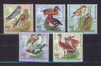 ALEMANIA/RFA WEST GERMANY 1998 MNH SC.B837/B841 Birds