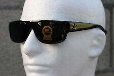 Extra Dark Locs Eazy E Ganster Sunglasses Cholo Rapper Motor-cycle Mad Dog