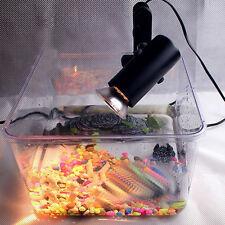 Safety Incubation Ceramic Heat UV UVB Light Lamp Holder Brooder Reptile Basking