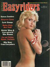 1983 November Easyriders - Vintage Motorcycle Magazine