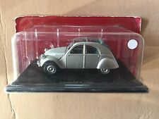 "DIE CAST  "" CITROEN 2CV - 1949  "" SCALA 1/43"