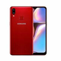 NEW Samsung Galaxy A10s (2019) Dual Sim Unlocked 32GB Smartphone 4G LTE Red