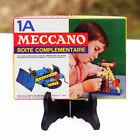 Jeu Meccano Triang vintage boîte complémentaire 1A complète de 1972