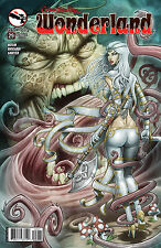 Grimm Fairy Tales Presents Wonderland 29 Cover B - NM+ or better