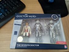 Doctor Who - Character Options  - Seventh Doctor & Cybermen Set