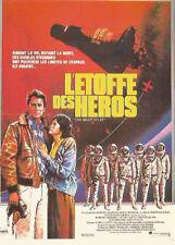 Carte Postale - L'étoffe des héros Picture Postcard Movie