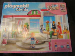 Playmobil 5486 Modeboutique in OVP