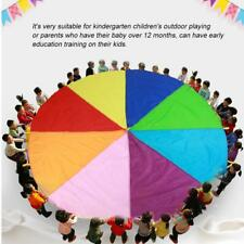 Game Toy Rainbow Parachute For Kids Development Exercise Activity Sports AM ❤ve