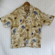 Caribbean Joe XL Hawaiian Aloha Shirt  MY-63