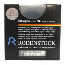 RODENSTOCK HR Digital super MC Circular Polfilter  Ø55mm,  * Fotofachhändler *