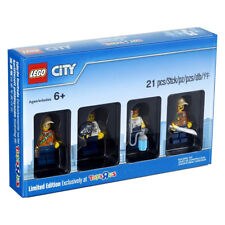 LEGO CITY 5004940 LIMITED EDITION MINIFIGURE COLLECTION BRICKTOBER 2017 NEW