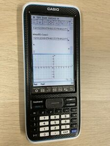 Casio Cas FX-CP400 Version II Classpad Colour Graphing Calculator With Battery