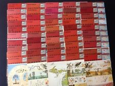 Panarizon Story of America Cards Complete Set of 50 States/Hard To Complete!!!!