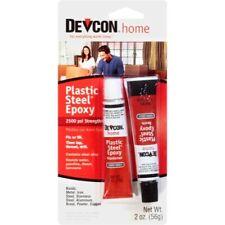 Devcon 52345 Plastic Steel Epoxy - 1 oz. 2 Part Tube