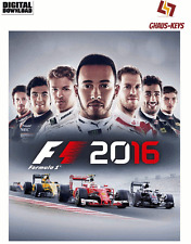 F1 2016 STEAM PC Key Download Code Neu Global