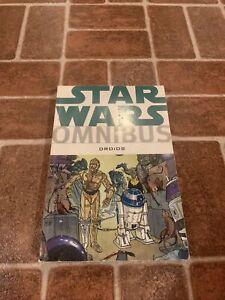Star Wars Omnibis Droids Dark Horse Graphic Novel FREE SHIPPING