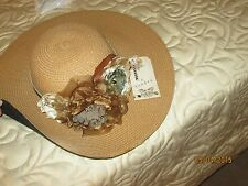 Picture  hats with handmade decorations, Great for Derby Day, weddings, church