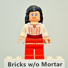 New Genuine LEGO Marion Ravenwood Minifig Indiana Jones 7195