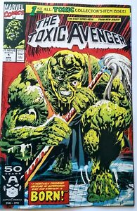 TOXIC AVENGER #1 NMto NM+ perfect book! See pictures!