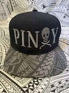 Philippines Filipino Hat Pinoy Skull Pinay Katipunan Snapback Tribal Gray