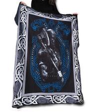 Wild Star - VIKING - Fleece Blanket, Throw, Tapestry