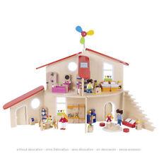 Goki 51737 - Puppenhaus modern Living