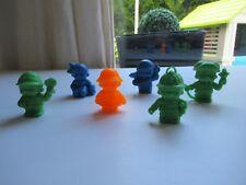 🎀 Ancien Lot De 6 Figurines Bonux Kiki Vintage