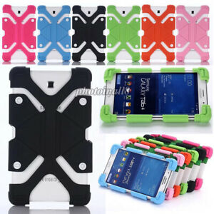 "For Onn Android Tablet 7.0"" 8.0"" 10.1"" Universal Shockproof Silicone Case Cover"