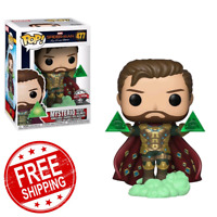 Funko Pop Mysterio Spider Man Far From Home Toy Collection Similar Model 10 cm