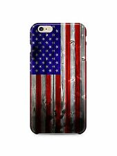 American Flag USA Wood iPhone 4S 5S 5c 6 6S 7 8 X XS Max XR 11 Pro Plus Case ip1