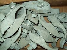 """9 PARALLEL TYPE CONDUIT CLAMPS 1-1/2"""" UPC-150G GEDNEY"""
