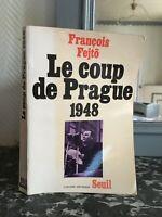 François Fejto El De Praga 1948 UNIVERSO Historia Umbral 1976