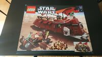 LEGO 6210 Jabba's Sail Barge [NEW/unopened]