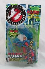 Extreme Ghostbusters Trendmasters Deluxe Roland with Lights and Sounds